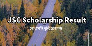 JSC Scholarship Result 2020